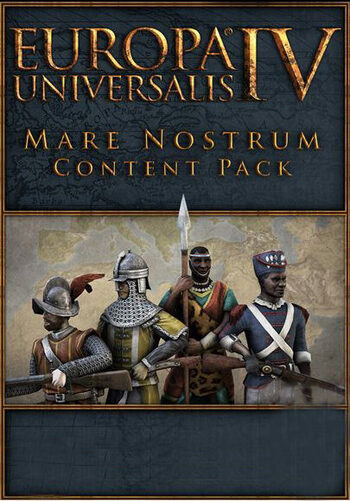 Europa Universalis IV - Mare Nostrum Content Pack (DLC) Steam Key GLOBAL