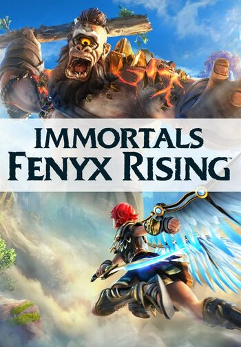 Immortals Fenyx Rising Uplay Key EUROPE
