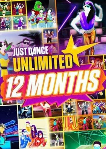 Just Dance Unlimited 12 Months Subscription (Nintendo Switch) Nintendo Key UNITED STATES