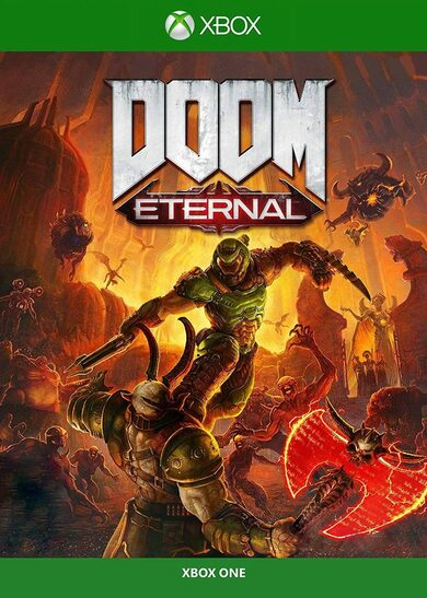 DOOM Eternal (Standard Edition) (Xbox one) Xbox Live Key GLOBAL