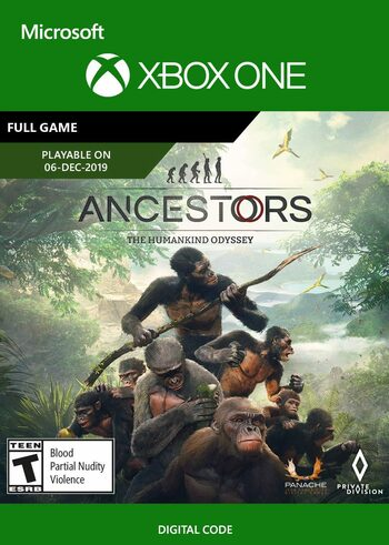 Ancestors: The Humankind Odyssey (Xbox One) Xbox Live Key EUROPE