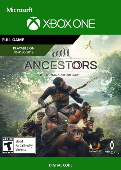 Ancestors: The Humankind Odyssey (Xbox One) Xbox Live Key UNITED STATES