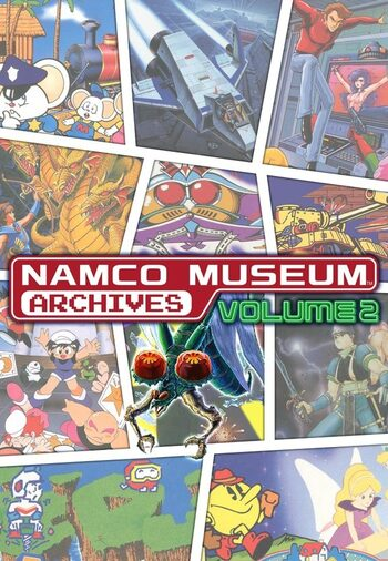 Namco Museum Archives Vol. 2 (Nintendo Switch) eShop Key EUROPE