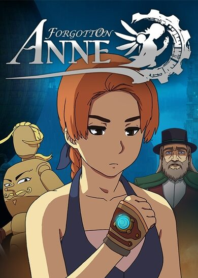 Forgotton Anne Steam Key GLOBAL