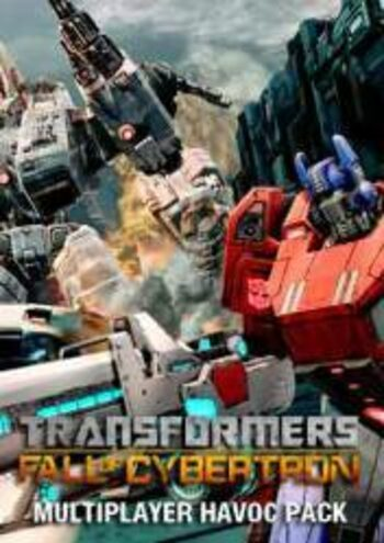 Transformers: Fall of Cybertron - Multiplayer Havoc Pack (DLC) Steam Key GLOBAL