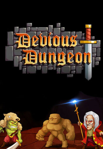 Devious Dungeon Steam Key GLOBAL