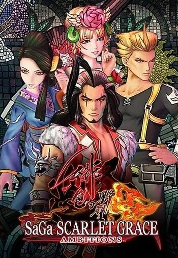 SaGa SCARLET GRACE AMBITIONS Steam Key GLOBAL