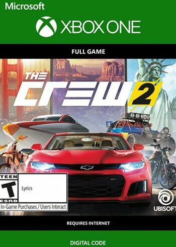 The Crew 2 (Xbox One) Xbox Live Key EUROPE