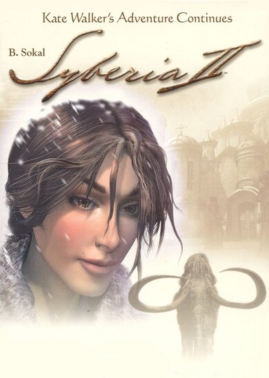 Syberia 2 Steam Key GLOBAL