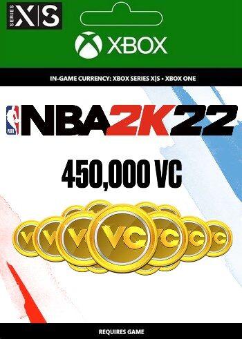 NBA 2K22: 450,000 VC XBOX LIVE Key UNITED STATES