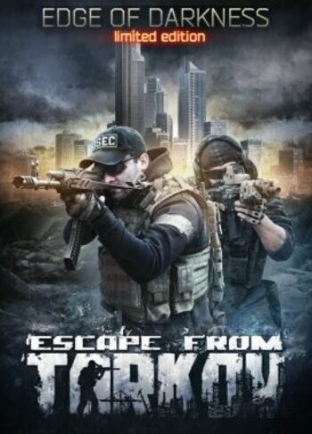 Escape from Tarkov -  Edge of Darkness Limited Edition Official website Key GLOBAL
