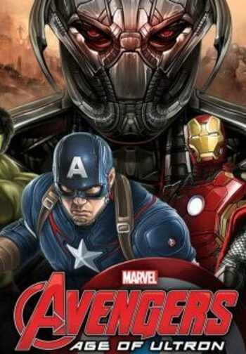 Pinball FX2 - Marvel's Avengers: Age of Ultron (DLC) Steam Key GLOBAL