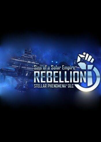 Sins of a Solar Empire: Rebellion Stellar Phenomena (DLC) Steam Key GLOBAL