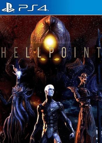 Hellpoint (PS4) PSN Key EUROPE