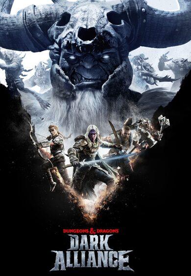 Dungeons and Dragons: Dark Alliance Steam Key