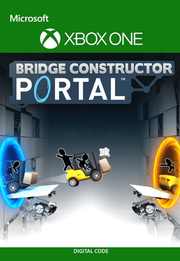 Bridge Constructor Portal XBOX LIVE Key UNITED STATES