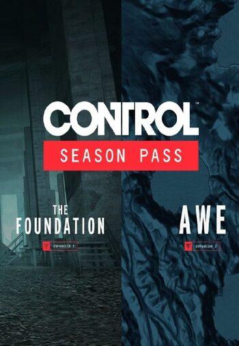 Control - Season Pass (DLC) Steam Key GLOBAL