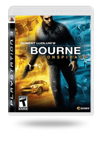 Robert Ludlum's The Bourne Conspiracy PlayStation 3