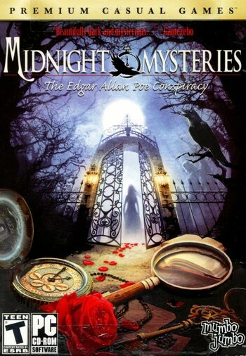 Midnight Mysteries Steam Key GLOBAL