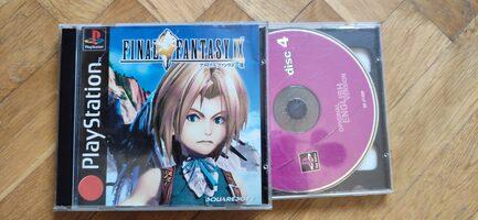 Final Fantasy IX PlayStation