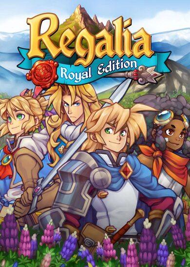 Regalia: Of Men and Monarchs Royal Edition Steam Key GLOBAL