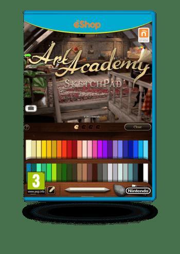 Art Academy: SketchPad Wii U