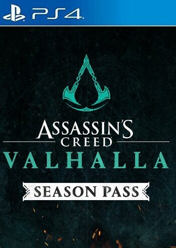 Assassin's Creed Valhalla Season Pass (DLC) (PS4) PSN Key EUROPE