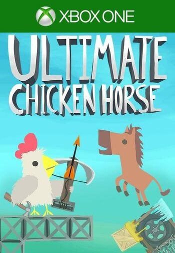 Ultimate Chicken Horse (Xbox One) Xbox Live Key UNITED STATES