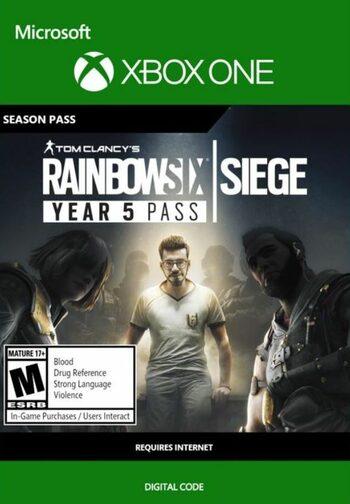 Tom Clancy's Rainbow Six Siege Year 5 Pass (DLC) (Xbox One) Xbox Live Key GLOBAL