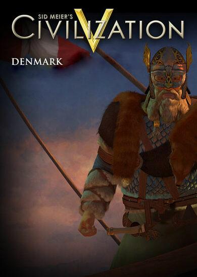 Sid Meier's Civilization V - Double Scenario Pack: Denmark (DLC) Steam Key EUROPE