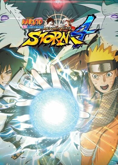 Naruto Shippuden: Ultimate Ninja Storm 4 Steam Key EMEA