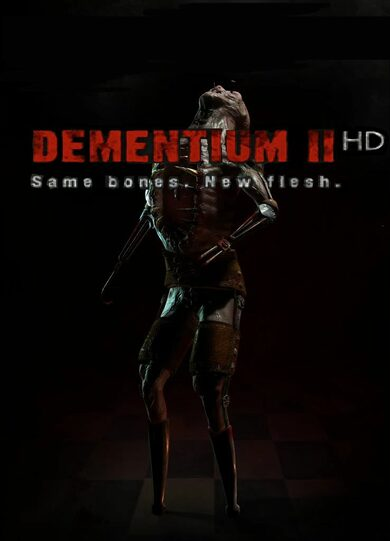 Dementium II HD Steam Key GLOBAL