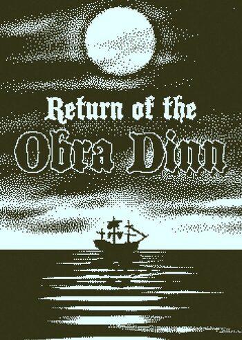 Return of the Obra Dinn (Nintendo Switch) eShop Key UNITED STATES