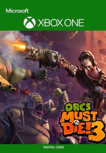 Orcs Must Die! 3 XBOX LIVE Key ARGENTINA