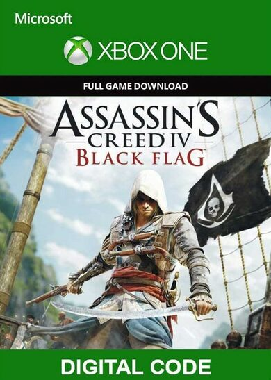 Assassin's Creed IV: Black Flag (Xbox One) Xbox Live Key UNITED STATES