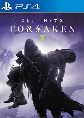 Destiny 2: Forsaken (DLC) (PS4) PSN Key NORTH AMERICA