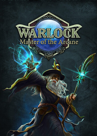 Paradox Interactive / Warlock: Master of the Arcane Steam Key EUROPE