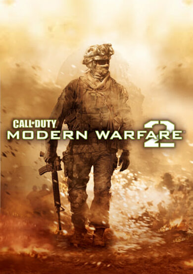 Call of Duty: Modern Warfare 2 (CUT DE VERSION) Steam Key GERMANY