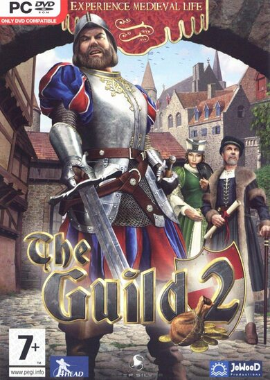 The Guild 2 Steam Key GLOBAL