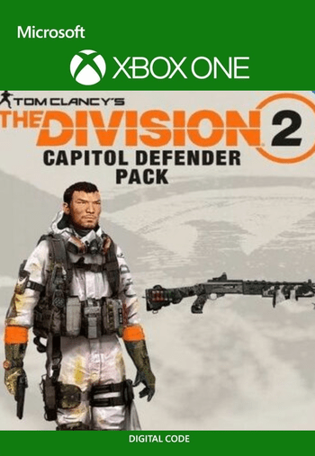 Tom Clancy's The Division 2 - The Capitol Defender Pack (DLC) XBOX LIVE Key GLOBAL