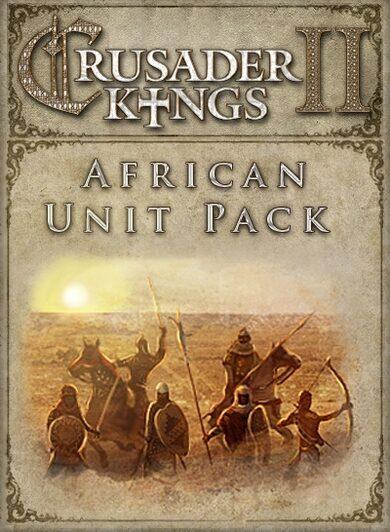 Crusader Kings II - African Unit Pack (DLC) Steam Key GLOBAL