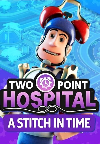 Two Point Hospital: A Stitch in Time (DLC) Steam Key GLOBAL