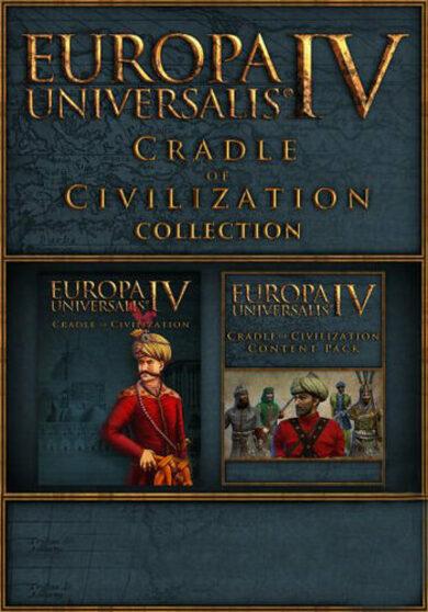 Europa Universalis IV - Cradle of Civilization Collection (DLC) Steam Key EUROPE