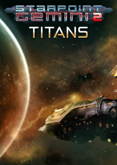 Starpoint Gemini 2 - Titans (DLC) Steam Key GLOBAL
