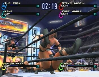 WWF SmackDown! Just Bring It PlayStation 2