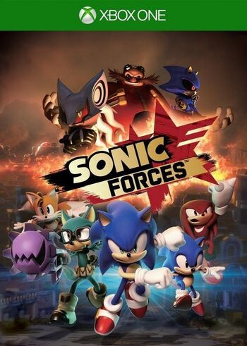 Sonic Forces (Digital Standard Edition) (Xbox One) Xbox Live Key UNITED STATES