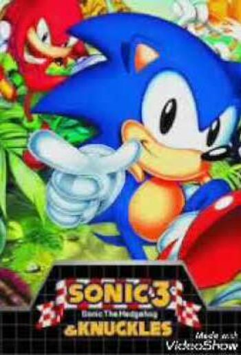 Sonic 3 & Knuckles  Steam Key GLOBAL