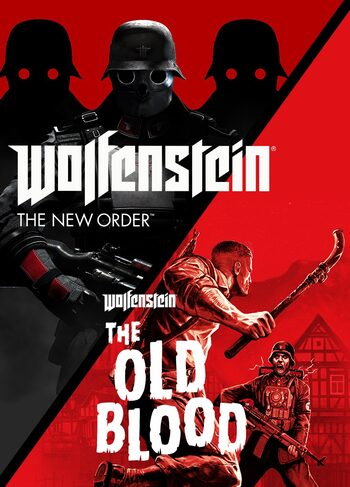 Wolfenstein: The Two-Pack Steam Key GLOBAL