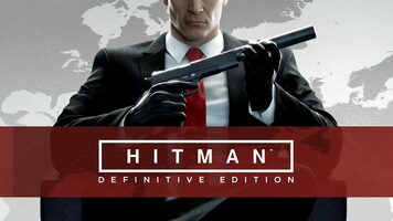 Hitman: Definitive Edition PlayStation 4 for sale