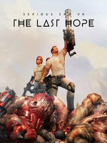 Serious Sam VR: The Last Hope [VR] Steam Key GLOBAL